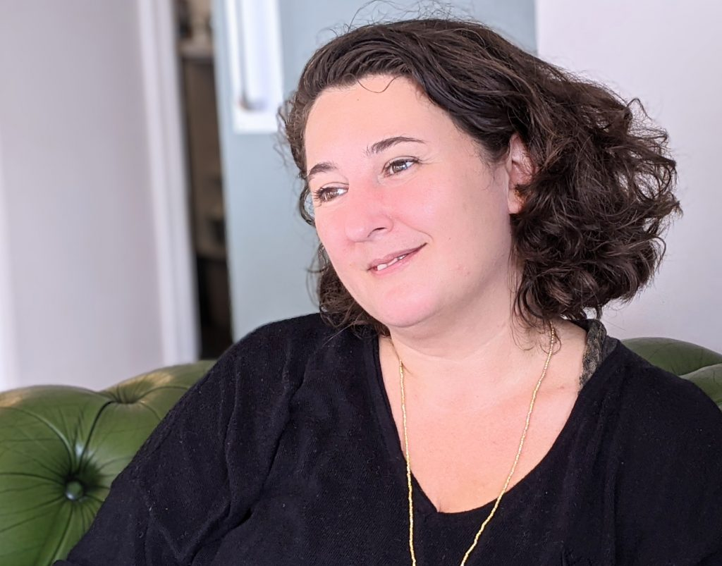Image of Carina Badger counsellor, registered with BACP